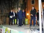 Chiusura campagna elettorale a Ceccano e Frosinone