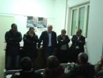 Inaugurazione comitato elettorale di Atina