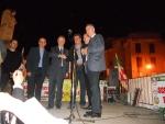 Veltroni a Ceccano per Maurizio Cerroni sindaco