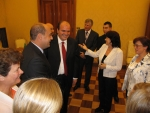 Visita delegazione Parlamentari europei della Commissione Sviluppo Regionale nella Regione Lazio