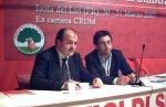 Francesco De Angelis e Mauro Buschini al IV Congresso Provinciale DS