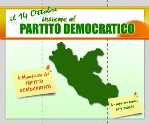Il manifesto per il partito democratico