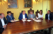 Reindustrializzazione sito ex Vdc, l'Asi firma il protocollo di intesa con il Comune di Anagni. Il presidente De Angelis: inauguriamo così nuove politiche industriali