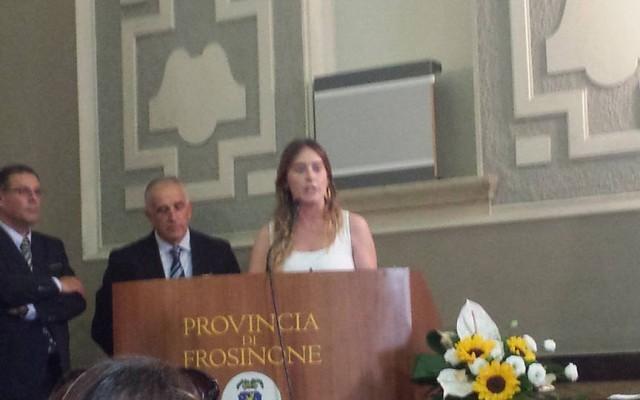 """""""Basta un Sì"""", De Angelis: a Frosinone un eccezionale avvio della campagna referendaria"""