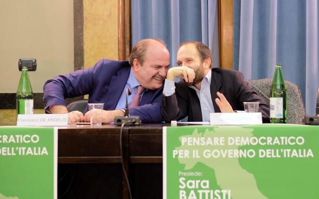 Pensare democratico con Matteo Orfini a sostegno di Renzi