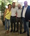 """Straordinario successo per la festa """"Left wing"""" a Fiuggi. Presenti nella tre giorni il ministro Padoan, l'On. Guerini e il Presidente Pd Ordini"""