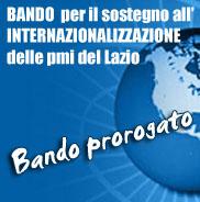 bando internazionalizzazione